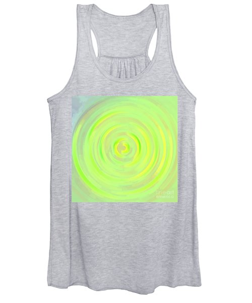 Colored Washable Water Women's Tank Top