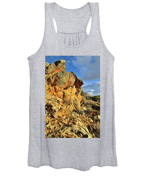 Colorful Crags In Colorado National Monument Women's Tank Top