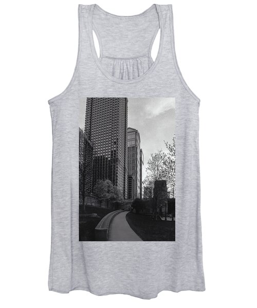 Come On Up Women's Tank Top