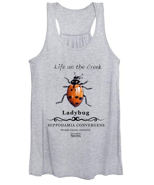 Convergens Ladybug Women's Tank Top