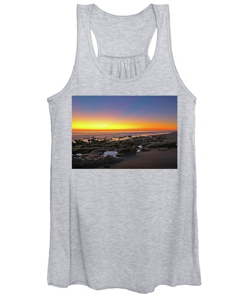 Coral Cove Nautical Twilight Women's Tank Top