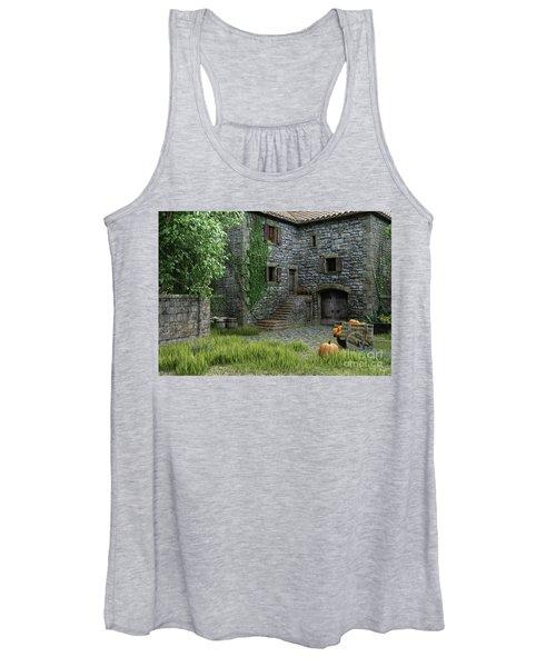 Country Farmhouse Women's Tank Top
