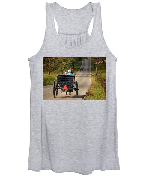 Curiosity Women's Tank Top
