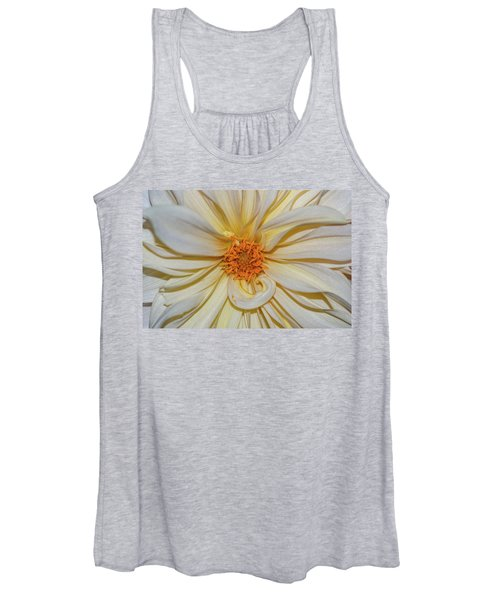 Dahlia Summertime Beauty Women's Tank Top