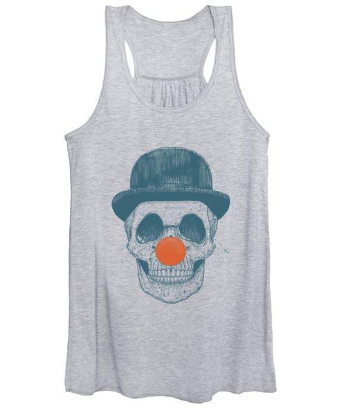Dead Clown Women's Tank Top