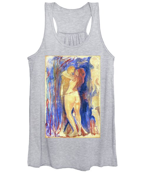 Death And Life - Digital Remastered Edition Women's Tank Top