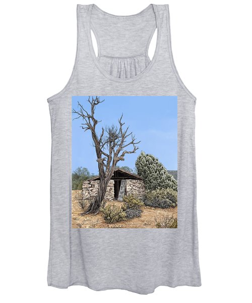 Decay Of Calamity The Half Life Of A Dream Women's Tank Top