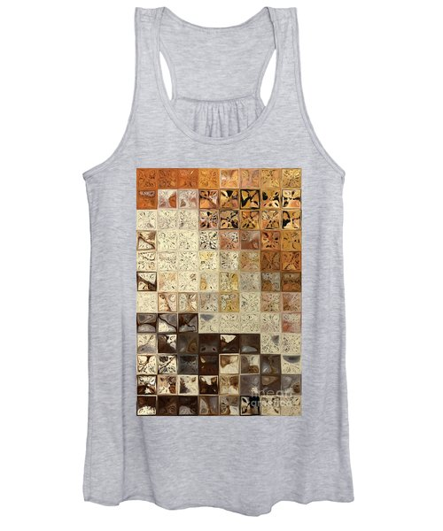 Deuteronomy 33 29. The Sheild Of Your Help Women's Tank Top
