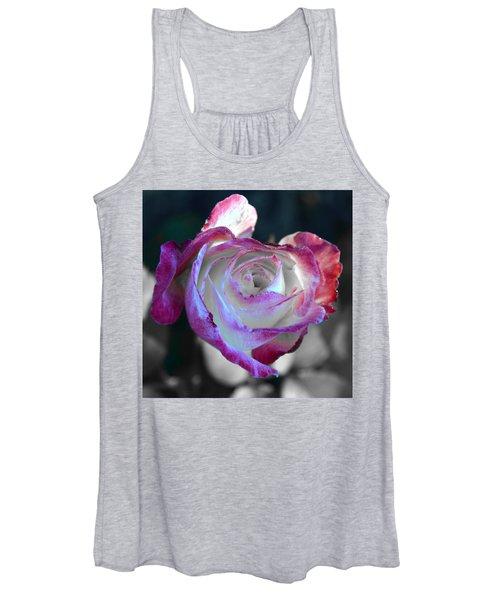 Dewy Rose Women's Tank Top
