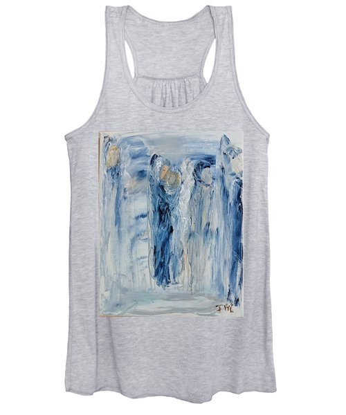 Divine Angels Women's Tank Top