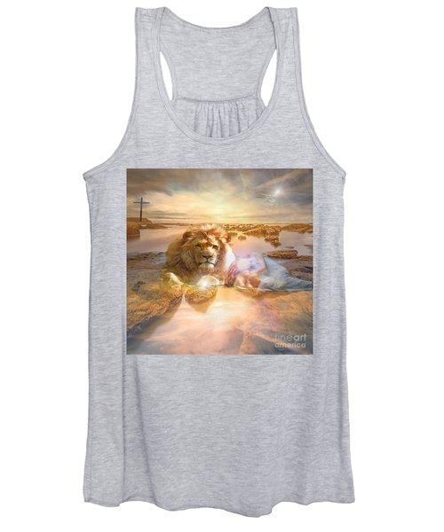 Divine Rest Women's Tank Top