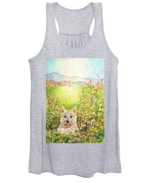 Doggie Heaven Women's Tank Top