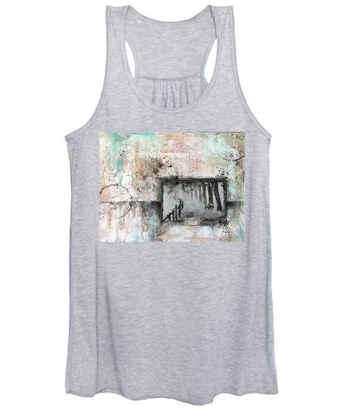 Dream With Me Women's Tank Top