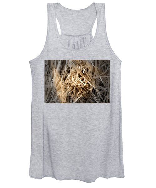 Dried Wild Grass I Women's Tank Top