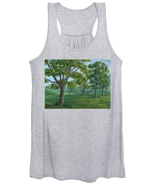 Dueling Grounds New Orleans Louisiana Women's Tank Top