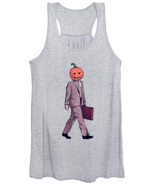 Dwight Halloween Women's Tank Top