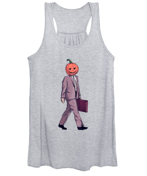 Dwight Halloween Women's Tank Top