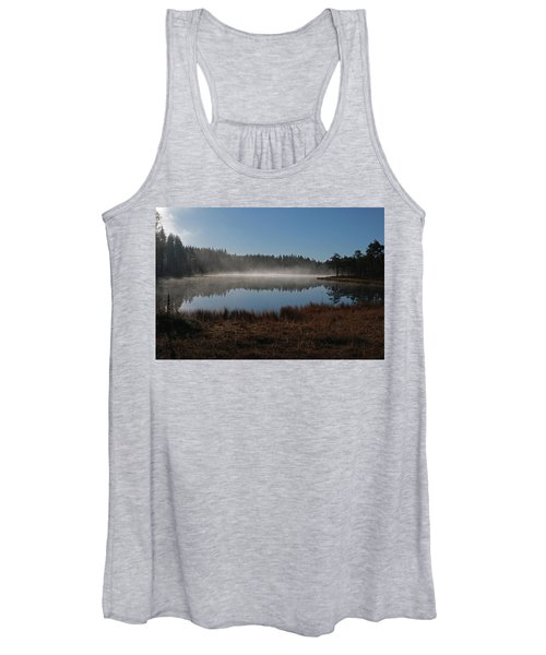 Early Morning Women's Tank Top