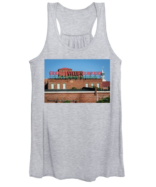 Enterprise Mill - Graniteville Company - Augusta Ga 1 Women's Tank Top