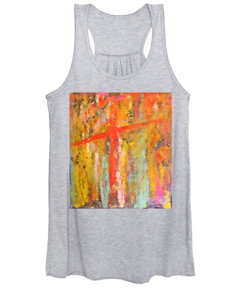 Every Hour I Need Thee Women's Tank Top