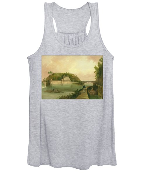 Fairmount Waterworks About 1838 Women's Tank Top