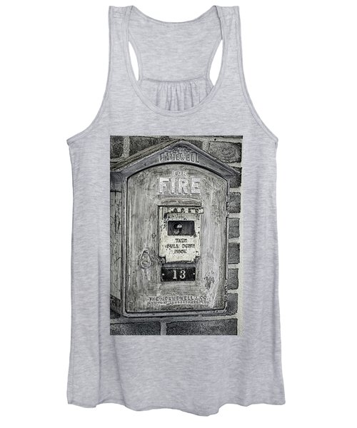 Firebox Women's Tank Top