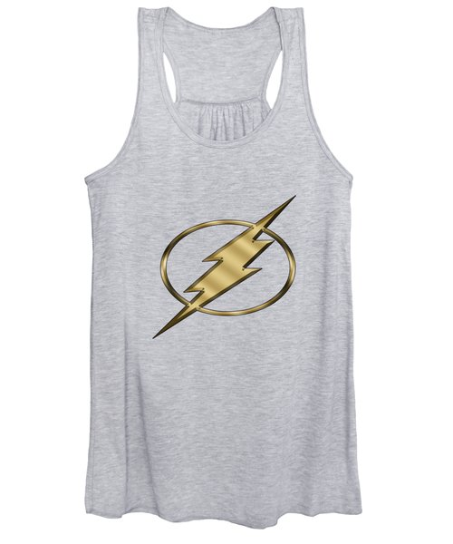 Flash Logo Women's Tank Top