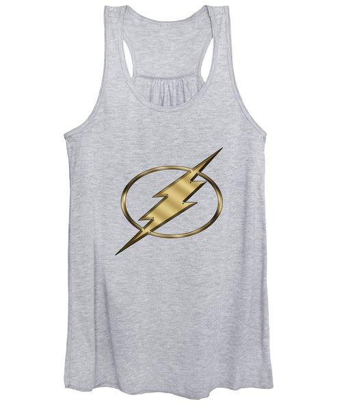 Flash Logo Women's Tank Top