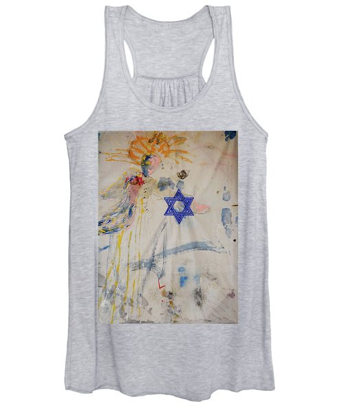 For I Have Longed For Your Love Women's Tank Top