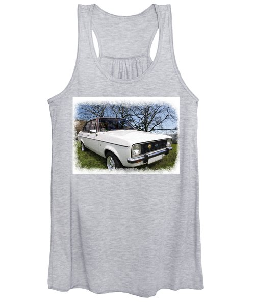 Ford Escort Women's Tank Top