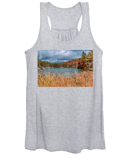 Framed Lake Women's Tank Top