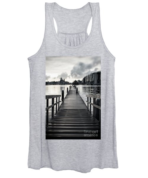 From The Solid Ground... Women's Tank Top