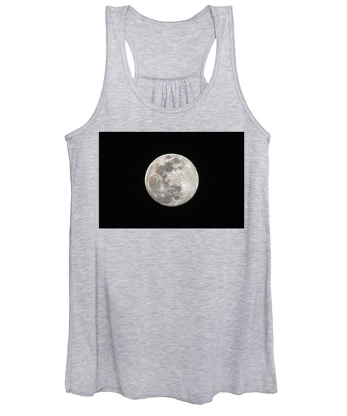 Full Moon Women's Tank Top