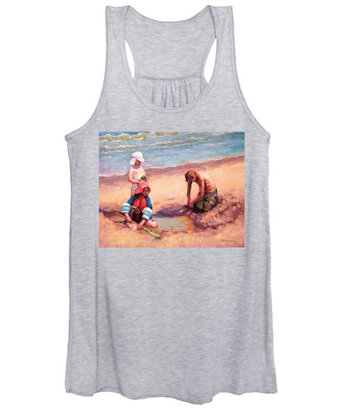 Fun At Jersey Valley Women's Tank Top