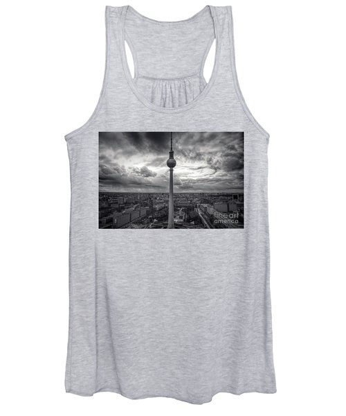 Germany - Berlin Panorama Women's Tank Top