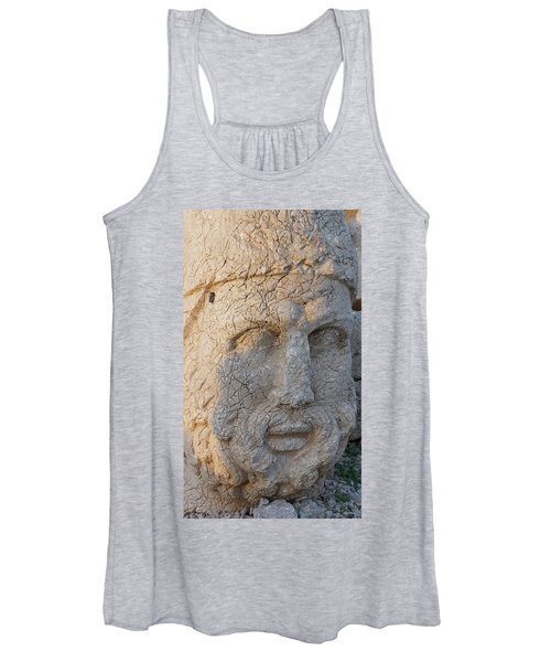 Giant Head Of Heracles,  Tumulus Women's Tank Top