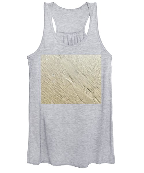 Go With The Flow Women's Tank Top