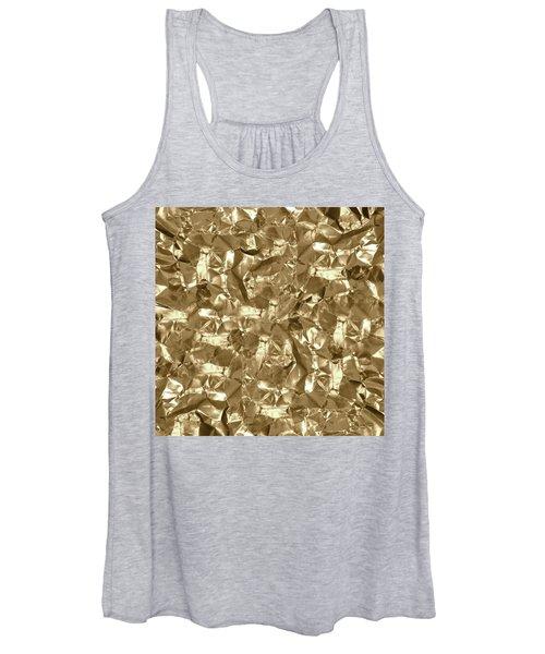 Gold Best Gift  Women's Tank Top