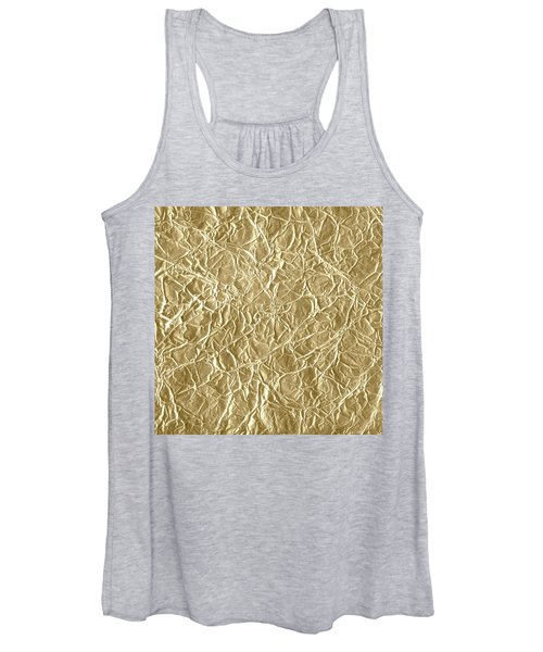 Gold Cute Gift Women's Tank Top