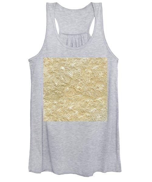 Gold Stone  Women's Tank Top