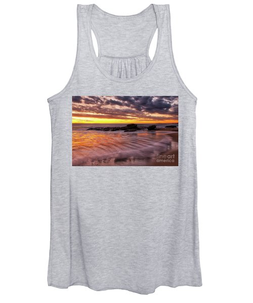 Golden Reflections Women's Tank Top