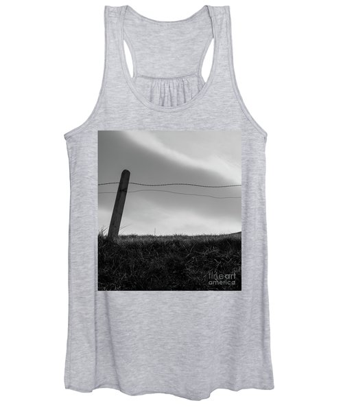 Staking Claims Women's Tank Top