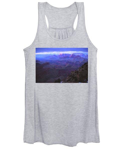 Grand Canyon Twilight Women's Tank Top