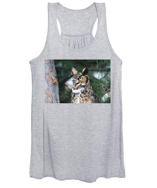 Great Horned Owl 5151801 Women's Tank Top