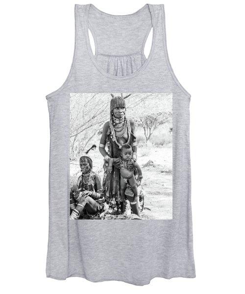 Hammer Women And Child Women's Tank Top