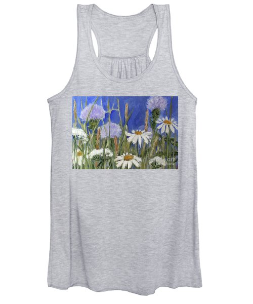 Happy Skies Women's Tank Top