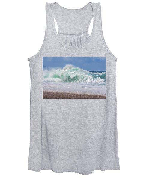 Hawaiian Shorebreak Women's Tank Top