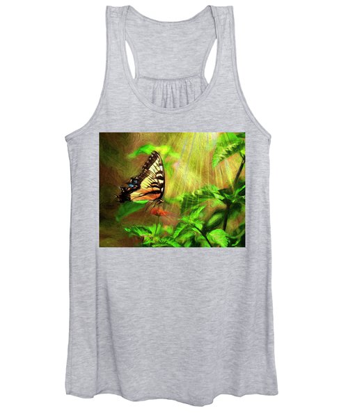 Heavenly Nectar Women's Tank Top