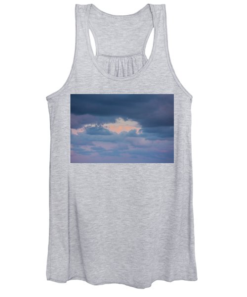 High Above The Clouds Women's Tank Top