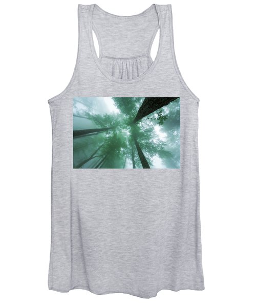 High In The Mist Women's Tank Top